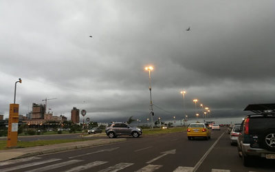 Inicio de semana caluroso e inestable pronostica Meteorología