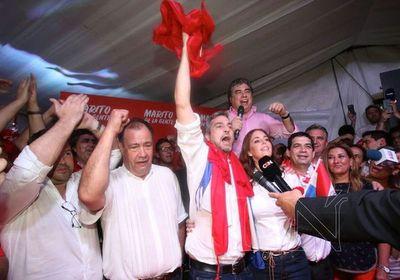 Mario Abdo ganó la puja por la chapa presidencial de la ANR