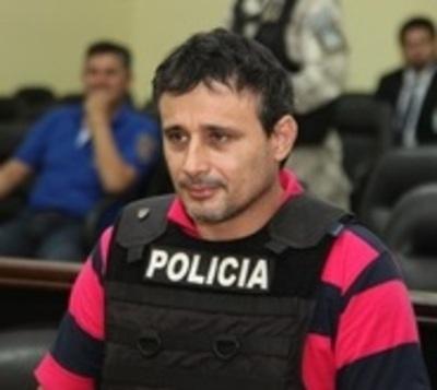 39 años de cárcel para Vilmar 'Neneco' Acosta