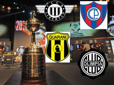 Sorteo de la Libertadores 2018