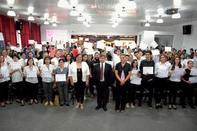 Dirección de Aprendizaje para el Trabajo del SNPP formó a 3.700 personas en 2017