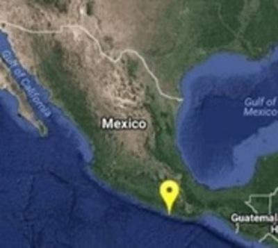 Sismo de 5,4 grados puso en alerta a mexicanos