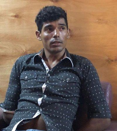 Detienen a un presunto homicida en Paso Horqueta