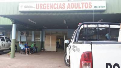 DOS REOS FUGADOS DEL HOSPITAL REGIONAL DE ENCARNACIÓN
