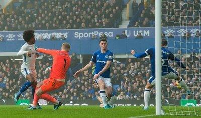 Chelsea, incapaz ante el Everton