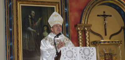 Obispo pide ser solidarios con los que más necesitan