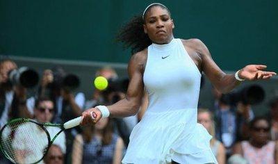 Serena Williams regresa a las pistas tras maternidad