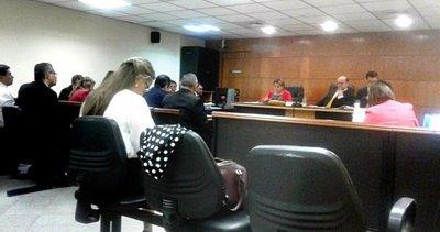 Juicio a auditores de la Contraloría culmina hoy y se espera sentencia