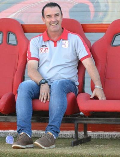 Marcio Marolla, el 25° entrenador