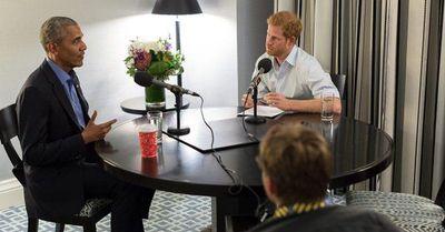 Obama advierte sobre los peligros de las redes sociales en entrevista con príncipe Enrique