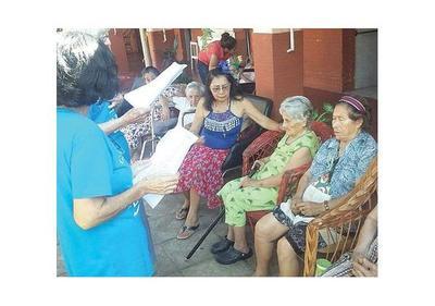 Escritores solidarios  hoy narran cuentos en el hospital del IPS