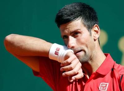 Djokovic es duda para el Open de Australia