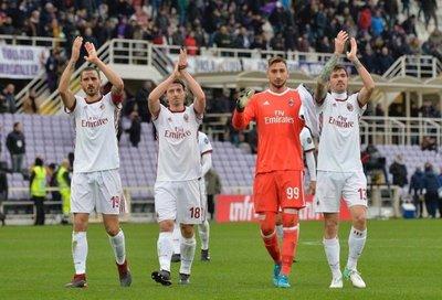 Milan salva un punto ante la Fiorentina