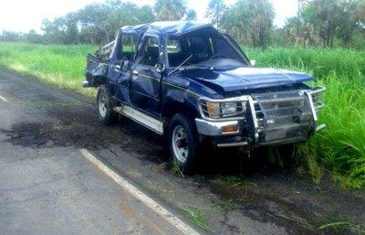 Accidentes en la Transchaco