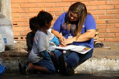 Asisten a más de 3.500 menores en situación de vulnerabilidad