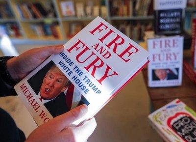 Fuego y Furia, el azote de la Casa Blanca