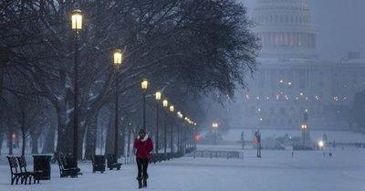 Estados Unidos: Pronostican lunes frío antes de mejorar el clima