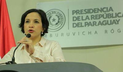 IRP: Gobierno convoca a mesa de diálogo