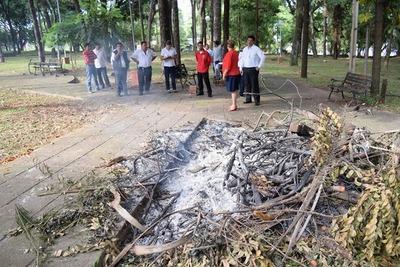 La Intendencia de CDE acusa a titular de la Junta de violar ley ambiental
