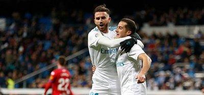 Real Madrid no falló en casa y avanza en la Copa del Rey