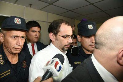 Fernández Lippmann va a Tacumbú