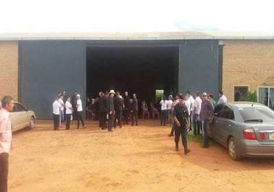 Gremios repudian muerte de colono y exigen combate al EPP