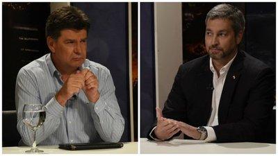 Marito   y Efraín deberán  seducir a los    independientes si quieren ganar en abril