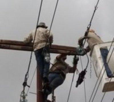 ANDE reporta que Asunción y Área Metropolitana está sin luz