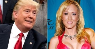 Actriz porno relata travesuras de Donald Trump