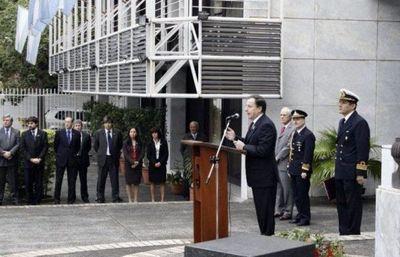¿Venderán edificio de Embajada Argentina en Paraguay?