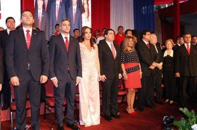 ANR oficializó a candidatos para elecciones generales