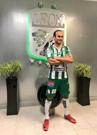 Landon Donovan llega a al fútbol mexicano