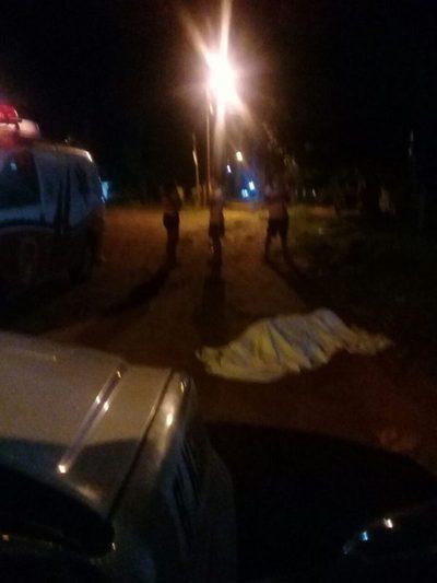 Matan a un hombre en Capiatá y llevan su moto