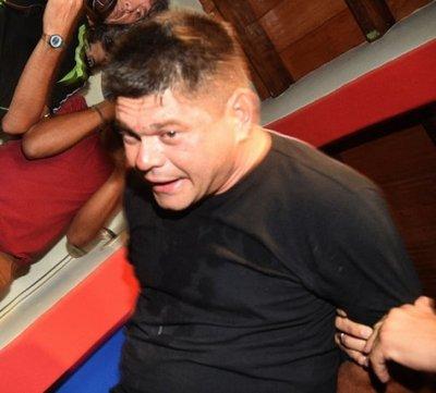 Ex militar es detenido por asaltos a supermercados