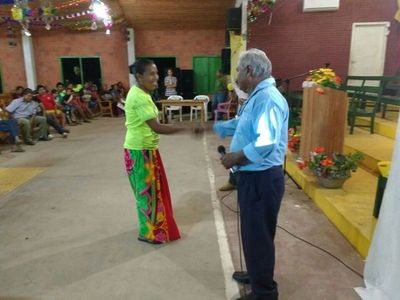 Beneficiarán con sistema de agua potable a indígenas del Chaco