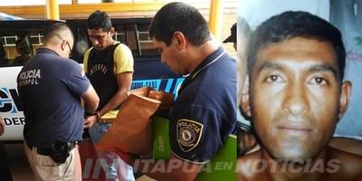 EXTRADITAN A PARAGUAYO BUSCADO POR HOMICIDIO QUE HABÍA SIDO DETENIDO EN MISIONES