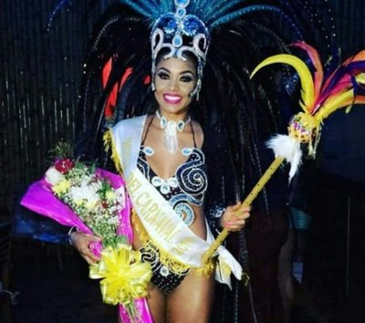 Reina del carnaval guaireño denuncia amenaza de muerte