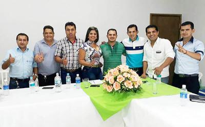 """Zulma G. pide apoyo de """"Kelembu"""" a María Portillo para ganar a ANR"""