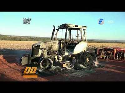 Los colonos desplazan sus cultivos al Chaco