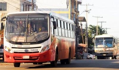 Pasaje en Ciudad del Este bordea los G. 3.000