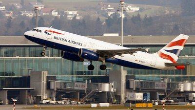 Un piloto iba a volar un avión ¡tatáre!