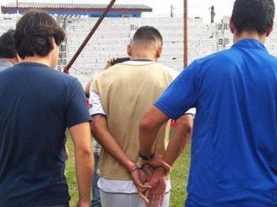 Paraguayos, presos en España