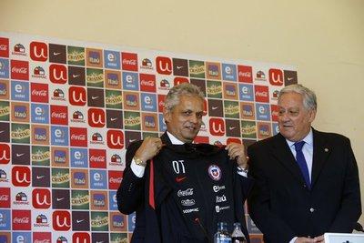 De la mano de Rueda, Chile empezará una nueva etapa