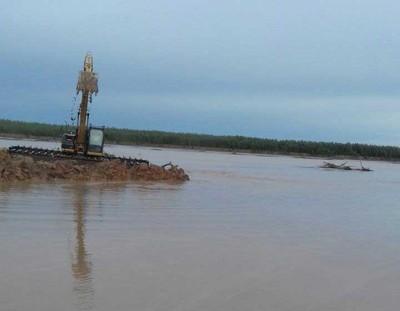 Anuncian que riada afectaría a territorio paraguayo