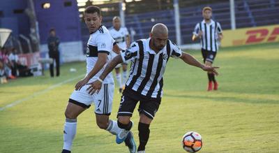 Olimpia logró un punto en Montevideo