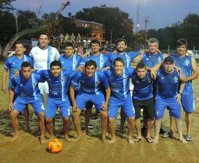 Itauguá ganó la serie y espera rival para semifinal de Central en Playa