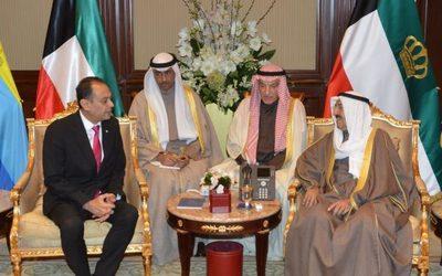Paraguay busca canalizar proyectos comerciales con Kuwait