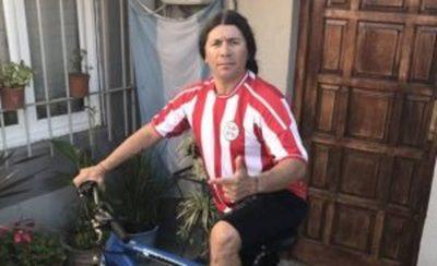 Pablito Lescano enamorado de Paraguay