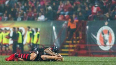 Juan Manuel Iturbe sufre grave lesión