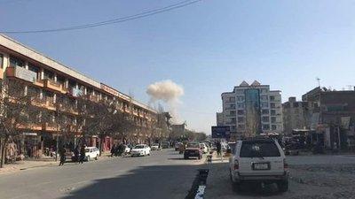 17 muertos y 110 heridos tras atentado en Kabul